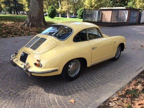 Porsche 356 SC Coupé by Reutter - 1964 For Sale (picture 3 of 6)