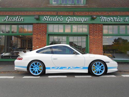 2004 Porsche 911(996) GT3 RS SOLD (picture 1 of 4)