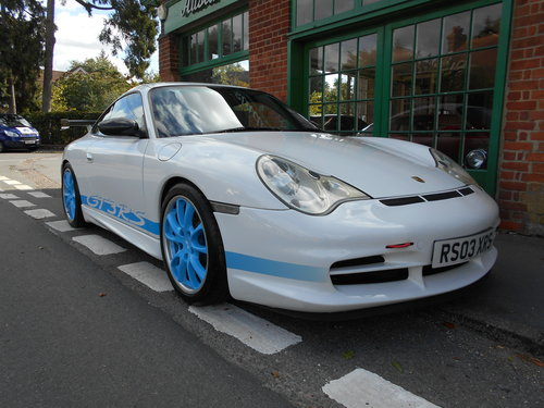 2004 Porsche 911(996) GT3 RS SOLD (picture 2 of 4)