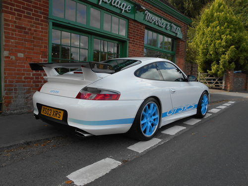 2004 Porsche 911(996) GT3 RS SOLD (picture 3 of 4)