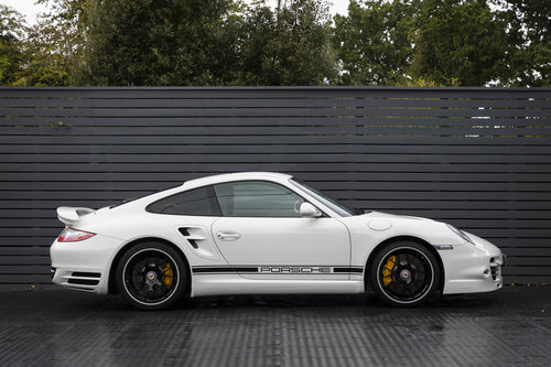 2012 PORSCHE 997 Turbo S Coupe (GEN II) For Sale (picture 3 of 6)