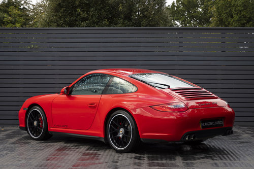 PORSCHE 911 (997) CARRERA GTS PDK COUPE, 2011  For Sale (picture 2 of 6)