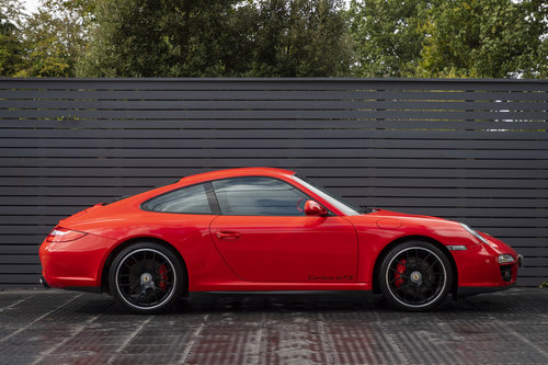 PORSCHE 911 (997) CARRERA GTS PDK COUPE, 2011  SOLD (picture 3 of 23)