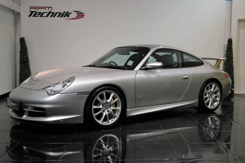 PORSCHE 996 GT3 For Sale (picture 1 of 6)
