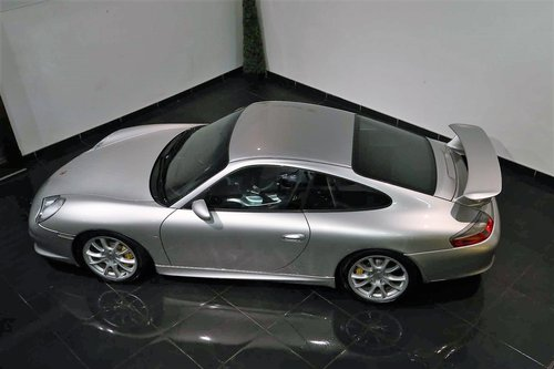 PORSCHE 996 GT3 For Sale (picture 2 of 6)