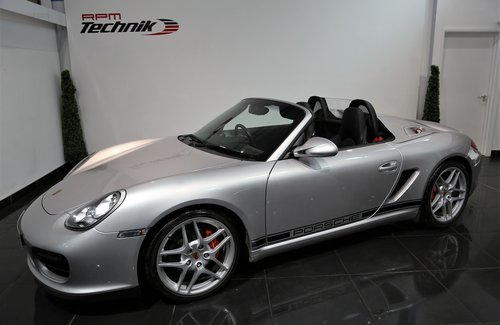 2010 PORSCHE BOXSTER SPYDER For Sale (picture 3 of 6)