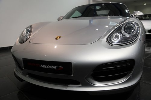 2010 PORSCHE BOXSTER SPYDER For Sale (picture 4 of 6)