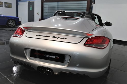 2010 PORSCHE BOXSTER SPYDER For Sale (picture 5 of 6)