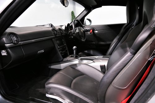 2010 PORSCHE BOXSTER SPYDER For Sale (picture 6 of 6)