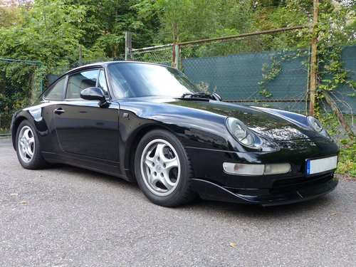 1994 perfect Porsche 993, 2 owners, sunroof, new German MOT  For Sale (picture 1 of 6)