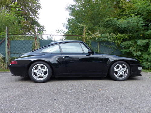 1994 perfect Porsche 993, 2 owners, sunroof, new German MOT  For Sale (picture 2 of 6)