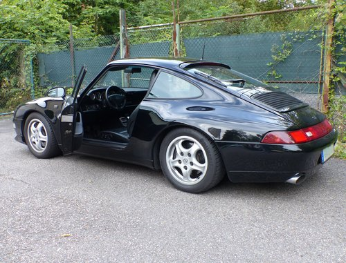 1994 perfect Porsche 993, 2 owners, sunroof, new German MOT  For Sale (picture 3 of 6)