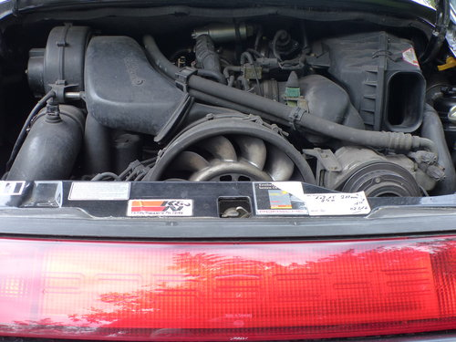1994 perfect Porsche 993, 2 owners, sunroof, new German MOT  For Sale (picture 6 of 6)