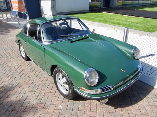 1967 Porsche 911S For Sale (picture 1 of 6)