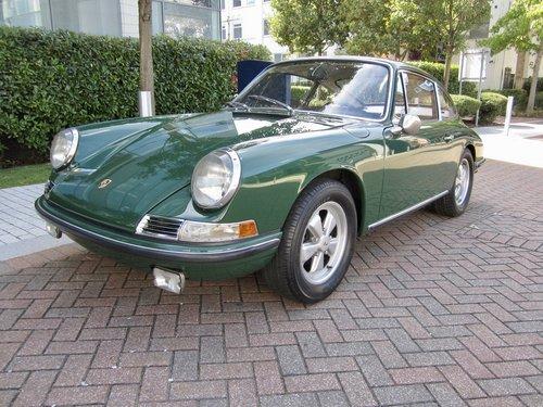 1967 Porsche 911S For Sale (picture 2 of 6)