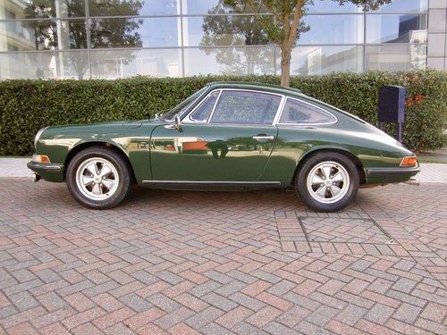 1967 Porsche 911S For Sale (picture 3 of 6)