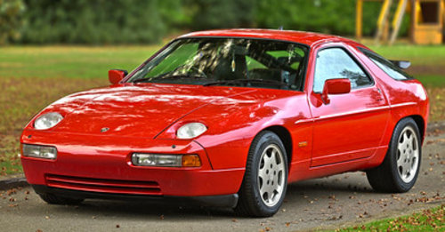 1989 Porsche 928 GT Manual For Sale (picture 1 of 6)