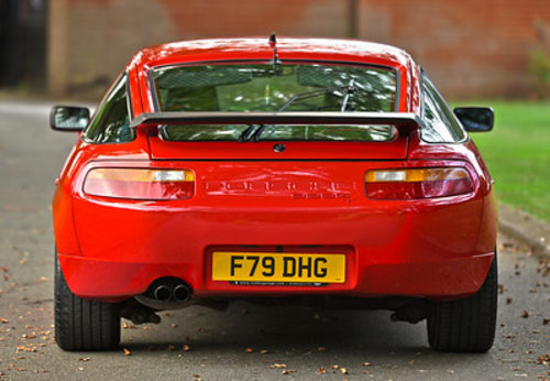 1989 Porsche 928 GT Manual For Sale (picture 4 of 6)