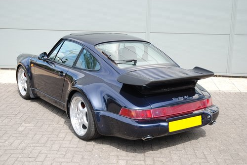 1993 UK RHD C16, 1 of only 42 UK supplied examples For Sale (picture 2 of 6)