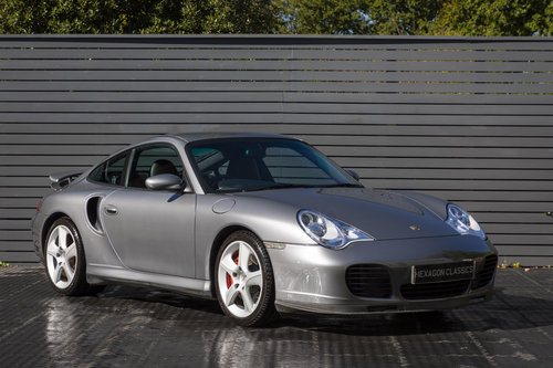 2004 Porsche 996 Turbo X50 ONLY 7,700 MILES SOLD (picture 1 of 6)
