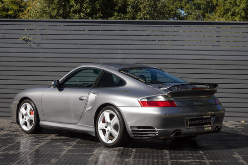2004 Porsche 996 Turbo X50 ONLY 7,700 MILES SOLD (picture 2 of 6)