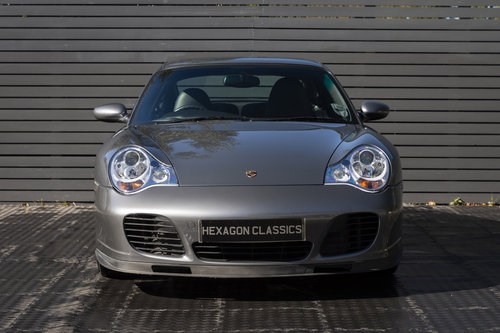 2004 Porsche 996 Turbo X50 ONLY 7,700 MILES SOLD (picture 3 of 6)