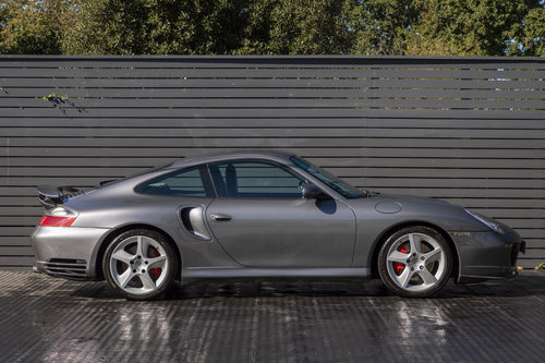 2004 Porsche 996 Turbo X50 ONLY 7,700 MILES SOLD (picture 4 of 6)