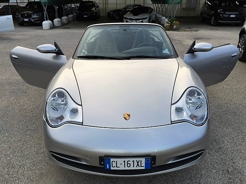 2003 PORSCHE 996 CABRIO  For Sale (picture 6 of 6)