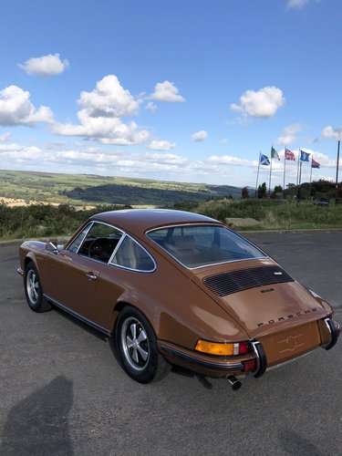 1973 Porsche 911 E 2.4 LHD For Sale (picture 2 of 6)