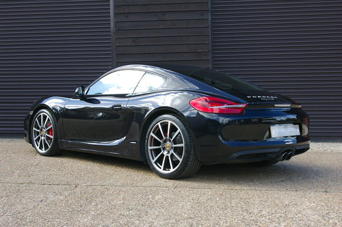 2013 Porsche Cayman 3.4 981 S PDK Coupe Auto (46,893 miles) SOLD (picture 3 of 6)