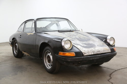 1966 Porsche 912 3 Gauge Coupe For Sale (picture 4 of 6)