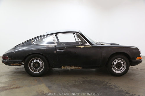 1966 Porsche 912 3 Gauge Coupe For Sale (picture 5 of 6)
