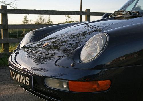 1994 PORSCHE 911 (993) CARRERA CABRIO SOLD (picture 6 of 6)