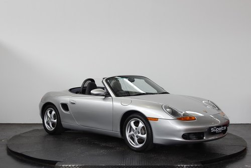 Porsche Boxster 2.7 - 2000 - 54K Miles - Manual For Sale (picture 2 of 6)