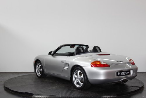 Porsche Boxster 2.7 - 2000 - 54K Miles - Manual For Sale (picture 4 of 6)
