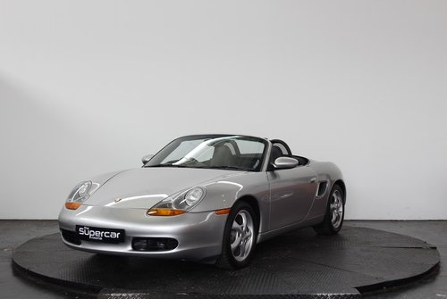 Porsche Boxster 2.7 - 2000 - 54K Miles - Manual For Sale (picture 5 of 6)