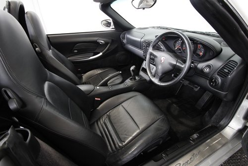 Porsche Boxster 2.7 - 2000 - 54K Miles - Manual For Sale (picture 6 of 6)