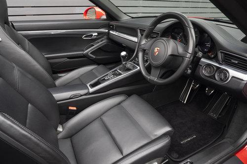 2012 Porsche 911 C2 Cabriolet (991) For Sale (picture 4 of 6)
