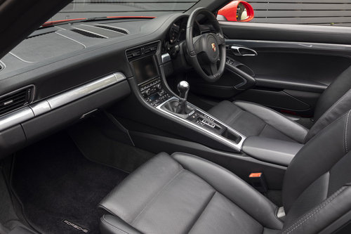 2012 Porsche 911 C2 Cabriolet (991) For Sale (picture 5 of 6)