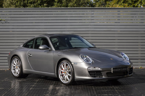 2010 Porsche 997 C2 S Coupe PDK ONLY 4100 MILES SOLD (picture 1 of 6)