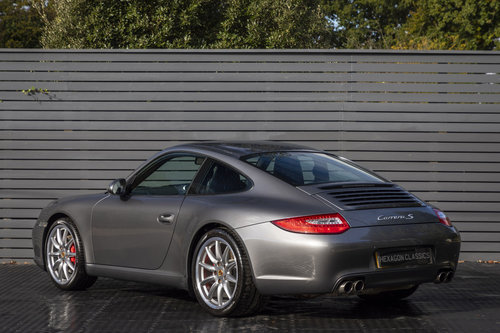2010 Porsche 997 C2 S Coupe PDK ONLY 4100 MILES SOLD (picture 2 of 6)