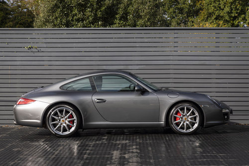 2010 Porsche 997 C2 S Coupe PDK ONLY 4100 MILES SOLD (picture 3 of 6)