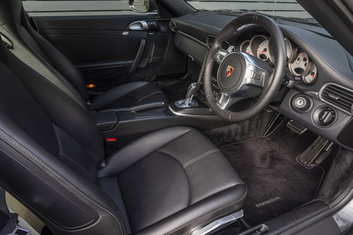 2010 Porsche 997 C2 S Coupe PDK ONLY 4100 MILES SOLD (picture 4 of 6)