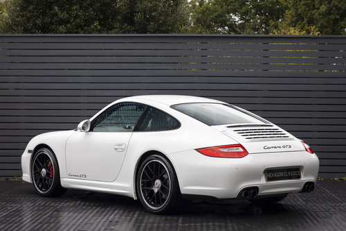 2011 PORSCHE 997 GTS COUPE PDK ONLY 18400 Miles For Sale (picture 2 of 6)