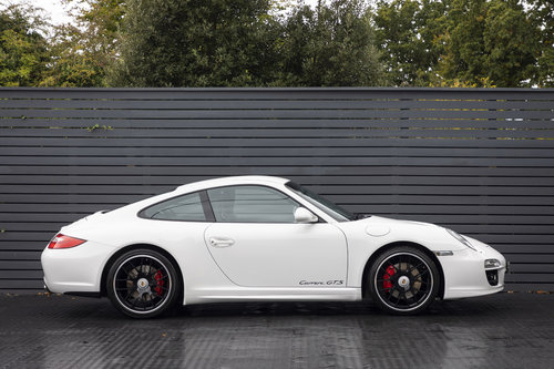 2011 PORSCHE 997 GTS COUPE PDK ONLY 18400 Miles For Sale (picture 3 of 6)