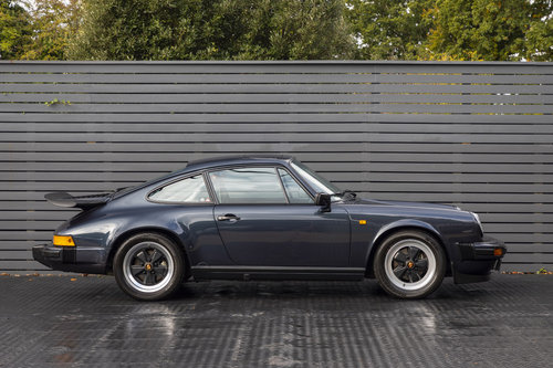 1988 PORSCHE 911 3.2 CARRERA SPORT COUPE G50 SOLD (picture 3 of 6)