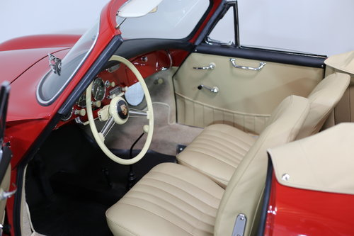 1959 Porsche 356 A (T2) 1600S cabriolet SOLD (picture 6 of 6)