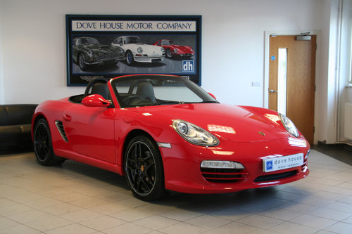 2011 Porsche Boxster 987 Gen II For Sale (picture 1 of 6)