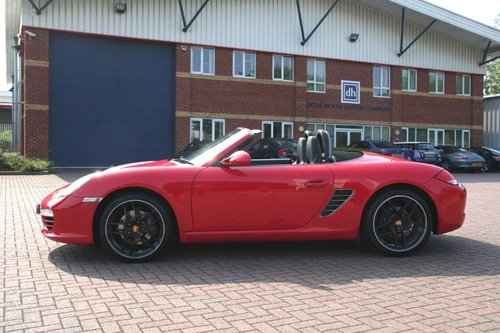 2011 Porsche Boxster 987 Gen II For Sale (picture 4 of 6)