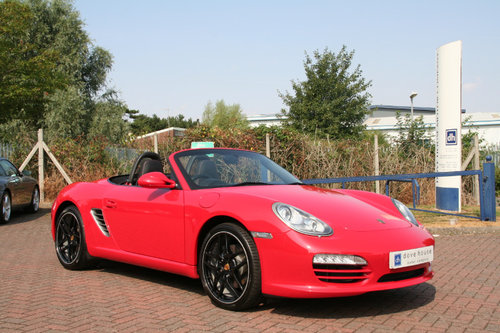2011 Porsche Boxster 987 Gen II For Sale (picture 6 of 6)